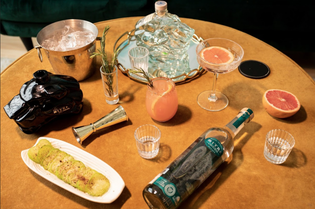 Mezcal Mitre busca los paladares gourmet para dar a conocer esta bebida en el extranjero