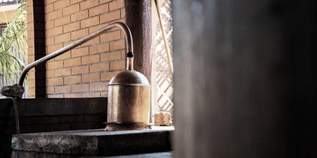 Destilación Del Mezcal